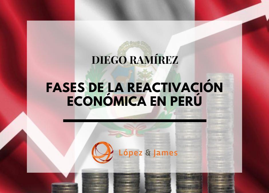 """""""Fases de la reactivación económica en el Perú"""" Por: Diego Ramirez"""
